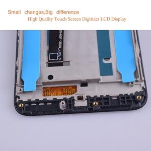 Image 3 - 10 Teile/los Für Xiaomi REDMI 4X LCD Display Touchscreen Digitizer Sensor Pantalla monitor Redmi 4x LCD Montage Mit Rahmen