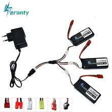 2s 7.4v battery Charger Sets for Syma X8C X8W X8G X8 RC Quadcopter Parts for 124