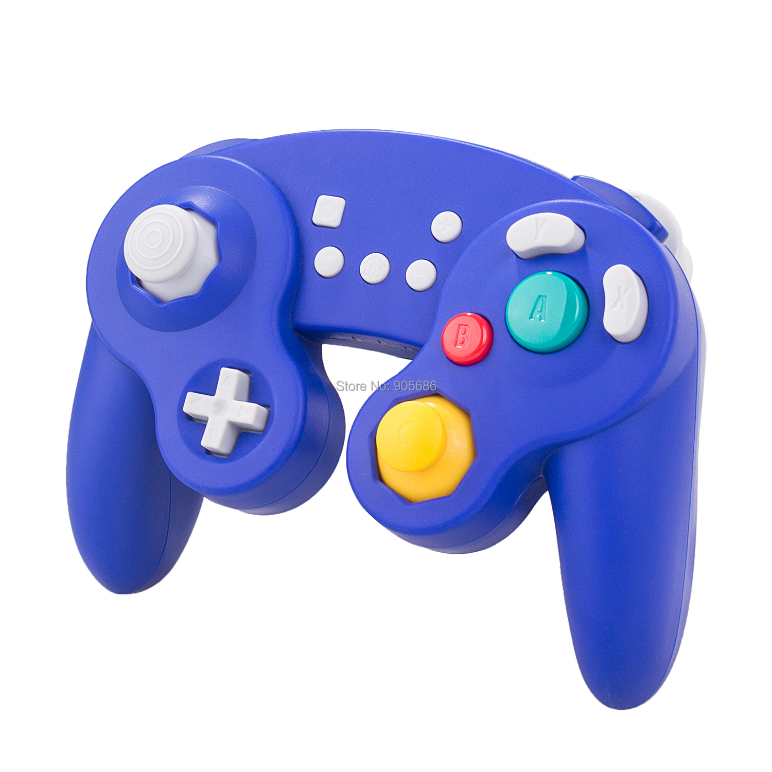 EXLENE Gamecube-Controller Switch Bluetooth Nintendo Wireless Rechargeable for Rumble/turbo title=