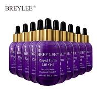 Breylee Essential Oils Rapid Firming Lifting Face Essence Oil Massage Facial Serum Skin Care Anti aging Wrinkles Repairing 10pcs