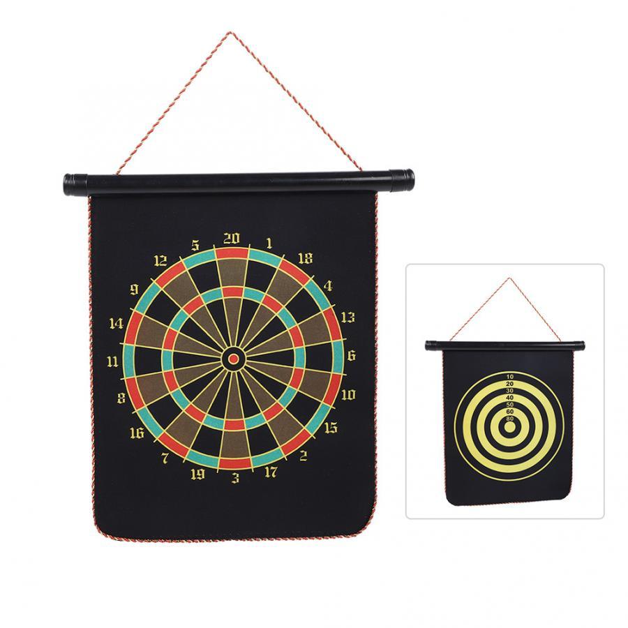 Baby Kids Magnetische Omkeerbare Dartbord Speelgoed Magneet Darts Doel Speelgoed Kids Familie Outdoor Leisure Sport Dartbord Darts Speelgoed Set