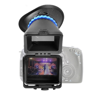 Image 5 - 5D3 5D2 SLR 3 Inch 3.2 Inch Flip LCD Screen 3 Magnification Viewfinder Goggles for Canon for Nikon