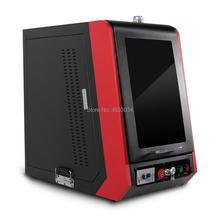 Sim-карты отмечает гравировкой по волокно лазерного травления машина 20 Вт 30 Вт 50 Вт