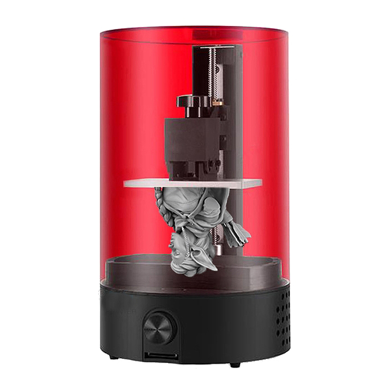1 ensemble imprimante 3D SLA résine UV de bureau photopolymérisable 98*55*125mm Volume de construction imprimante 3d SLA/DLP/LCD