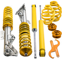 COILOVER SHOCK ABSORBER for BMW E36 1992 2000 ADJUSTBALE SUSPENSION KITS SUSPENSION COIL STRUT LOWERING SPRINGS KITS