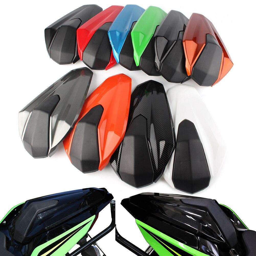 Motorcycle Rear Pillion Passenger Cowl Seat Back Cover Fairing Part For Kawasaki Ninja 400 2018