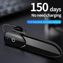KEBIDU Mini bezprzewodowy zestaw słuchawkowy Bluetooth zestaw głośnomówiący słuchawki bezprzewodowe słuchawki stereofoniczne dla IPhone Huawei Samsung