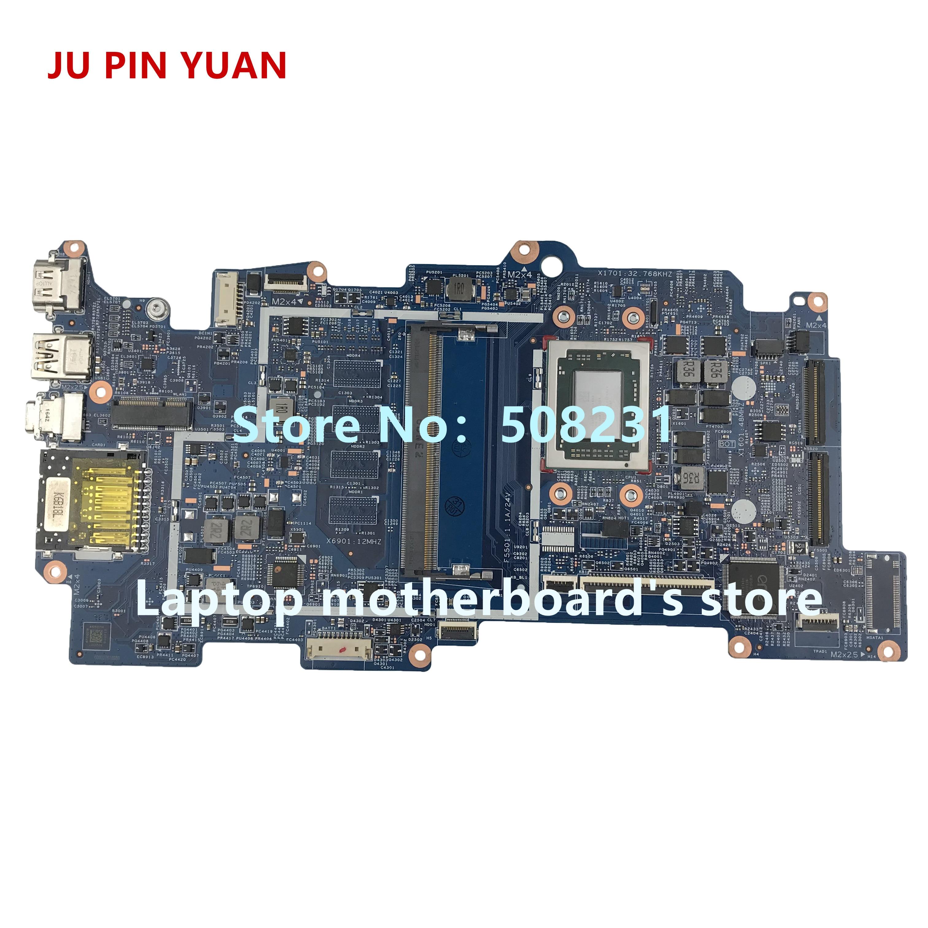Материнская плата для HP ENVY X360 15-AR 15Z-AR M6-AR материнская плата для ноутбука FX-9800P полностью протестирована