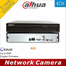 Free shipping Dahua NVR NVR2104HS S1 replace NVR2104HS S2  4CH NVR Onvif Network Video Recorder