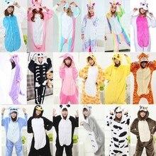 Newest Animal Black Cat Onesie Kigurumi Adult Women Fantasy One Piece Jumpsuit Fleece Loose Cute Pajama