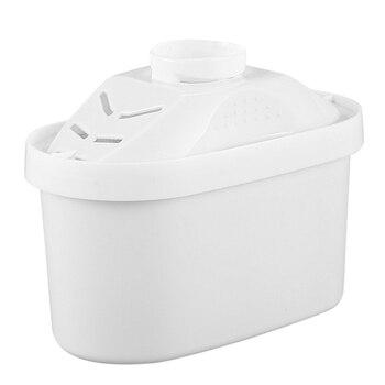 น้ำกรองน้ำเหยือก 2 ชิ้น/ล็อตในครัวเรือน Purify กาต้มน้ำดื่มโดยตรงเครื่องกรองน้ำเปิดใช้งานคาร์...