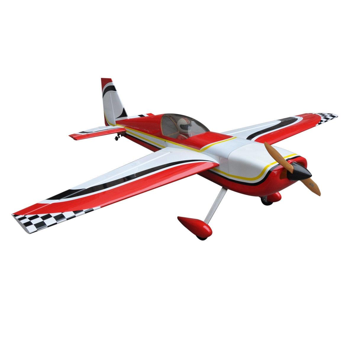 Balsa Wood Extra 260 87inch 2204mm 50CC Gas Airplane Radio control ARF AircraftBalsa Wood Extra 260 87inch 2204mm 50CC Gas Airplane Radio control ARF Aircraft