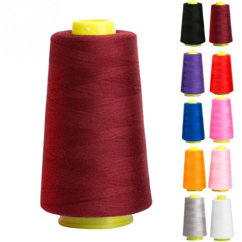 Family High Quality Sewing Quilting Cotton Knitting 40/2 Spools Heavy Duty Hand Stitching Thread