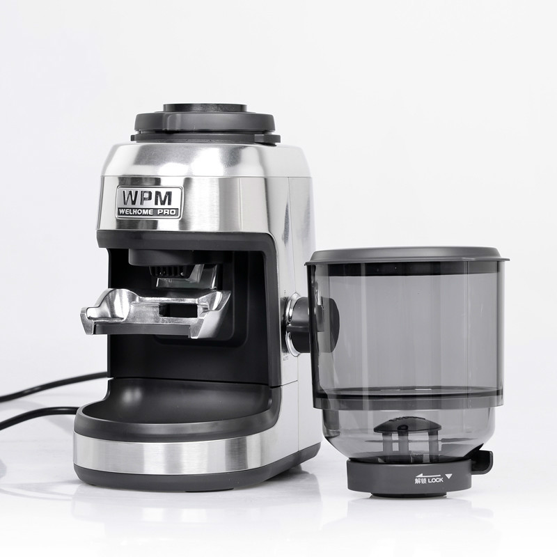 Welhome / Welhome - Look At 17n Italian Motor-driven Grinding Machine Home Commercial Major Coffee Lapping Machine