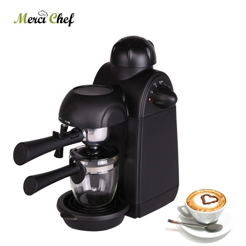 ITOP 5 баров бытовой кофе машина эспрессо для молока пузырь Итальянский кофе эспрессо под давлением