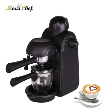 ITOP 5Bars Household Coffee Machine Espresso Maker For Milk Bubble Italian Pressure