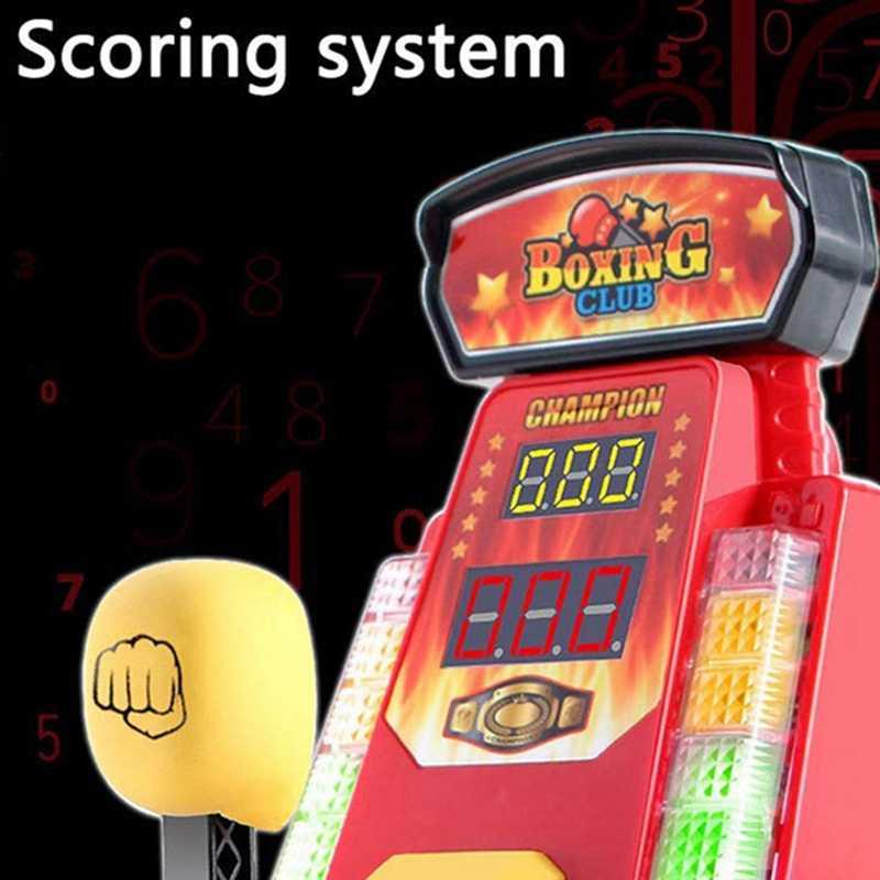 لغز لعبة القتال تمتد آلة لعبة الاصبع الملاكمة تكامل البسيطة الجدول نوع الاصبع قوة الملك المعركة