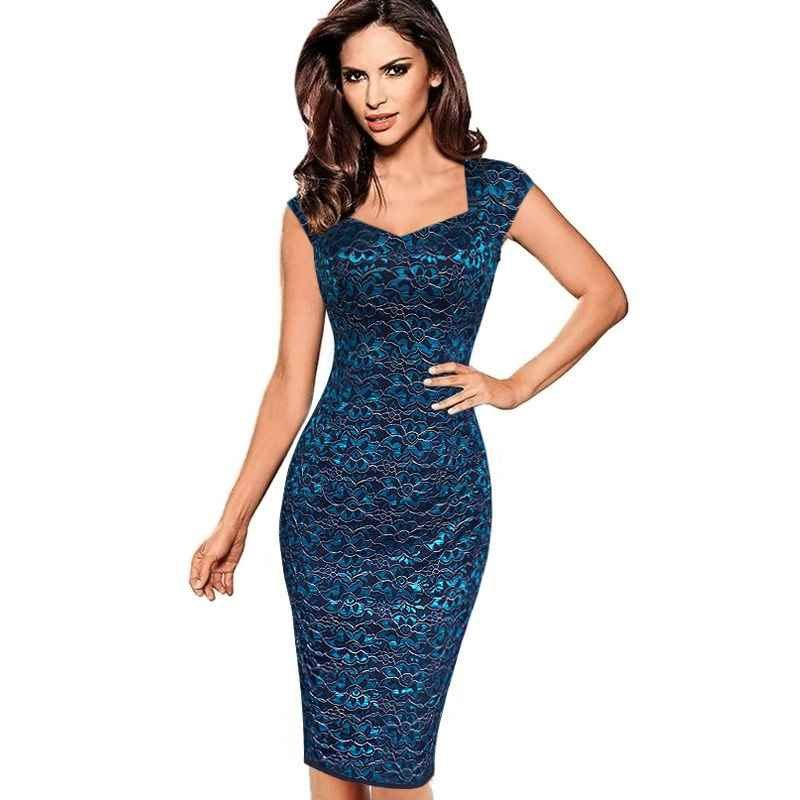 Kenancy 3XL Plus Size Sexy Dress Gold Thread Lace Work Dress Square Collar Buttocks Pencil Dress short dresses office wear