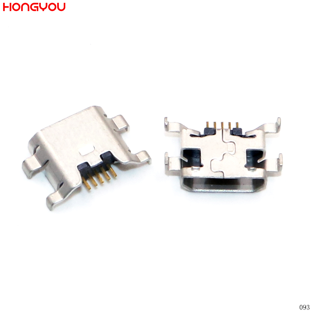 10PCS/Lot For ZTE BA510 Blade A510 A 510 USB Charge Port