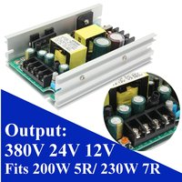 Power Supply for 200W 5R/230W 7R Sharpy Beam Moving Head Light Power Board Supply stage Lighting