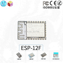 Ai-Thinker AIoT module ESP8266 serial to WiFi wireless transparent transmission ESP-12F/01/07/12E/WROOM-02 Smart home connector cm150e3y 12e module special sales welcome to order