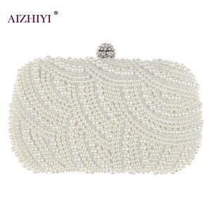 Fashion Luxury Crystal Pearl W