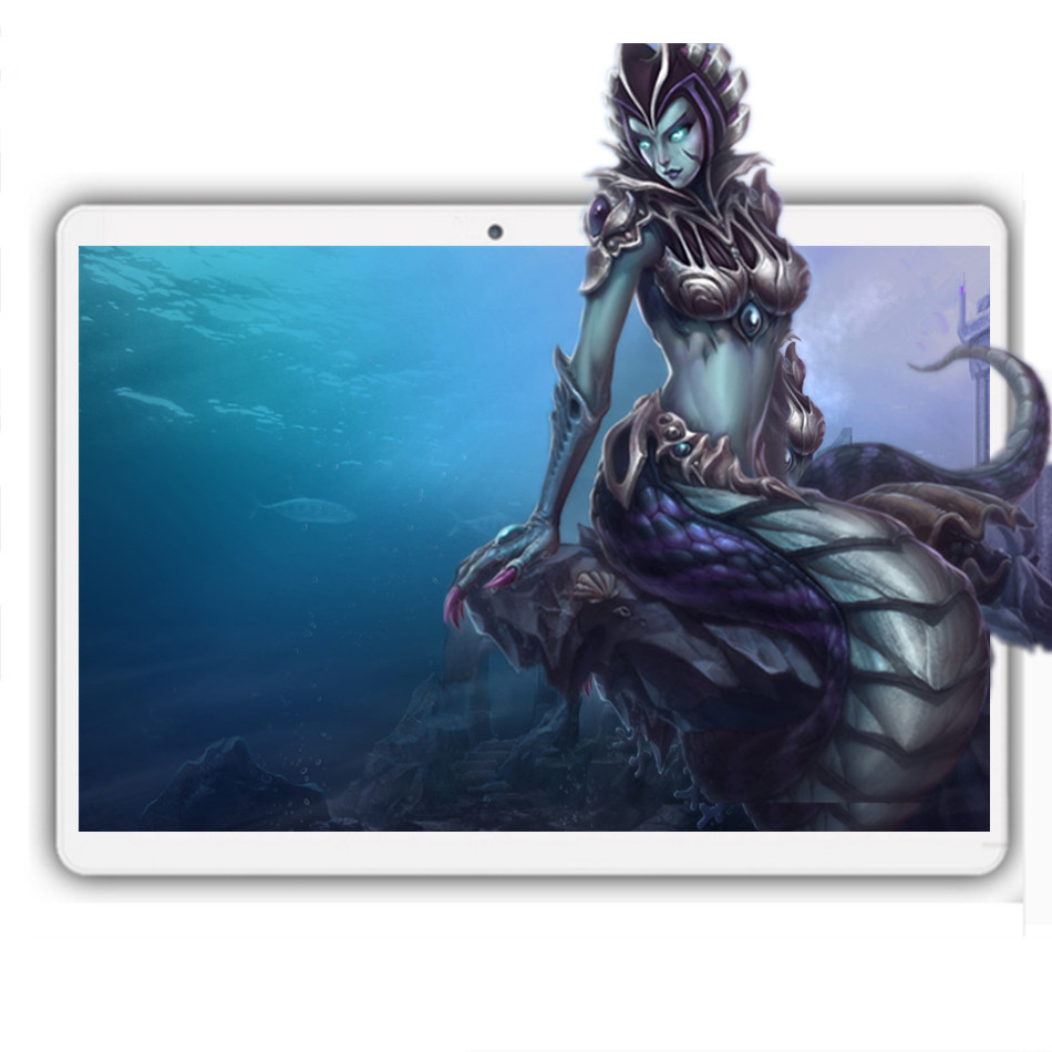KUHENGAO Newest! 10 Inch Tablet PC 4G LTE 32GB/64GBDual SIM Android 7.0 GPS Tablet 10
