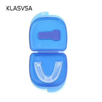 CPAP Anti Snore Mouthpiece Retaining Device Snoring Solution Bruxism Sleep Apnea Night Guard Aid MouthGuard Anti Sleep Bruxism