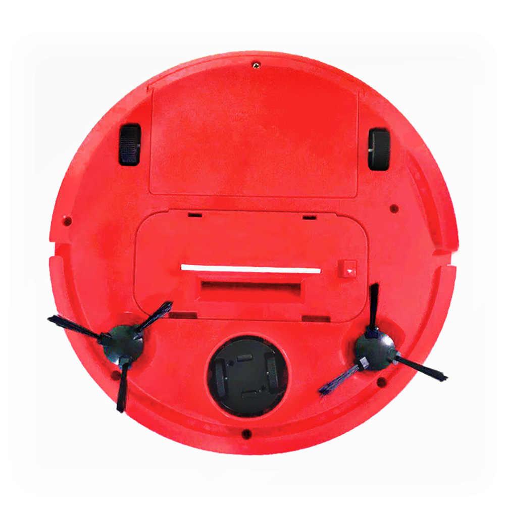 Мини умный подметальный робот Электрический беспроводной автоматический многонаправленный всасывающий аппарат бытовой пылесос подметание