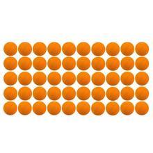 50pcs Round Balls For Nerf Rival Blaster Refill Zeus Dart Balls Kids Toys 50pcs/Bag Gun Bullets