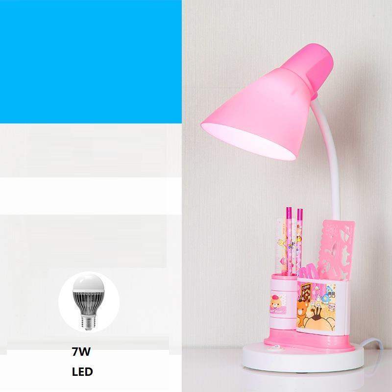 study masa lambasi lampada da tavolo table lampka biurkowa lampe bureau led lamp lampara tafellamp luminaria de mesa desk light in Desk Lamps from Lights Lighting