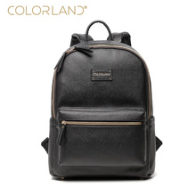 2019 New Fashion Mommy Bags Mummy Diaper Backpacks PU Material Waterproof and Durable Commuter Bag