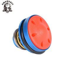 Бесшумная головка поршня с Красной резиновой прокладкой подходит
