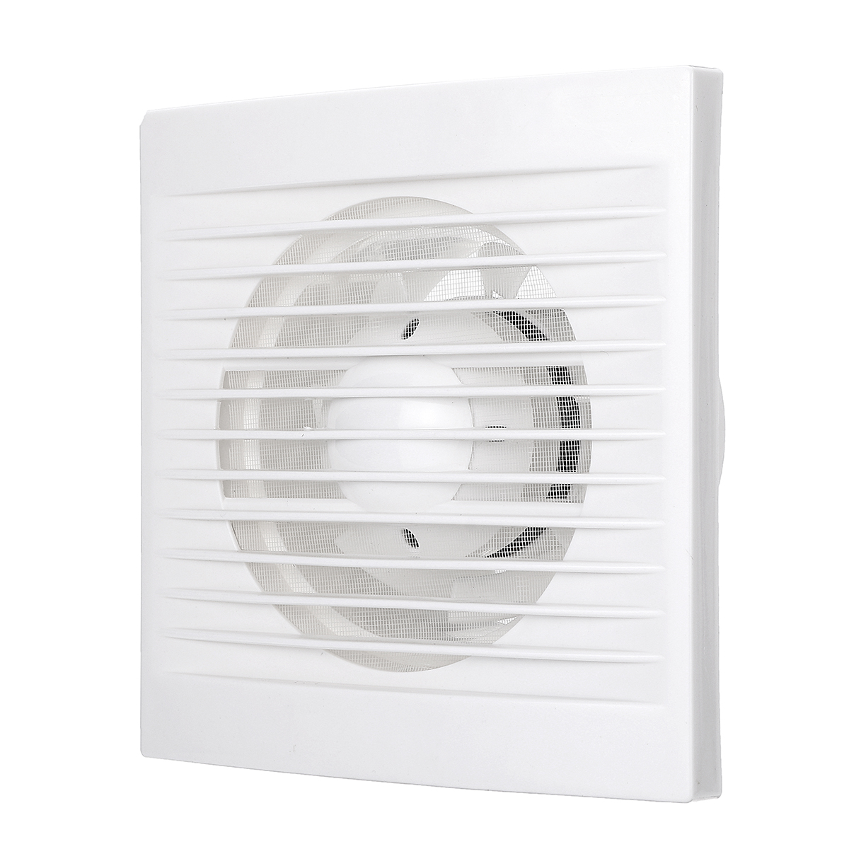 220V 12W 4 Inch Exhaust Fan For Bathroom Kitchen Toilets Home Ventilation Fans Low Noise Air
