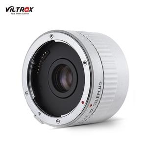 Image 1 - VILTROX C AF 2XII AF オートフォーカステレコンバーターレンズエクステンダー倍率カメラ用レンズ EF マウント一眼レフカメラ