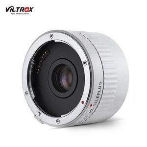Image 1 - VILTROX C AF 2XII AF Messa A Fuoco Automatica Lente Moltiplicatore Extender Ingrandimento Lenti Della Fotocamera per Canon EF Mount Lens DSLR Camera
