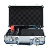 Aluminum Alloy Portable Hard Shell Case for Switch Water resistent EVA Carrying Storage Bag Switch NS Console Accessories