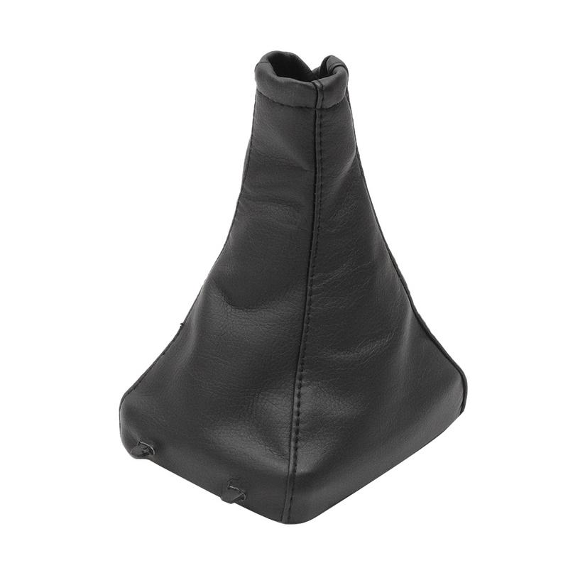 Boot-Cover Shifter-Shift-Cover Opel Coupe Black Vauxhall Astra Gaiter Mk4 1998-2003 2000-2005