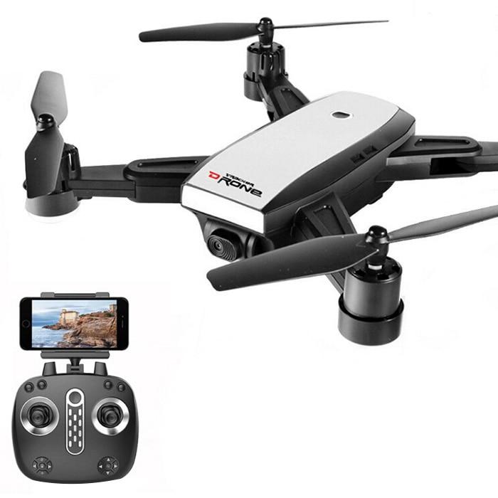 LH X28WF GPS Дрон с камерой 1080P WiFi FPV RC Дрон RTF высота удержания Waypoint интерес Fly Follow One Key возврат квадрокоптера