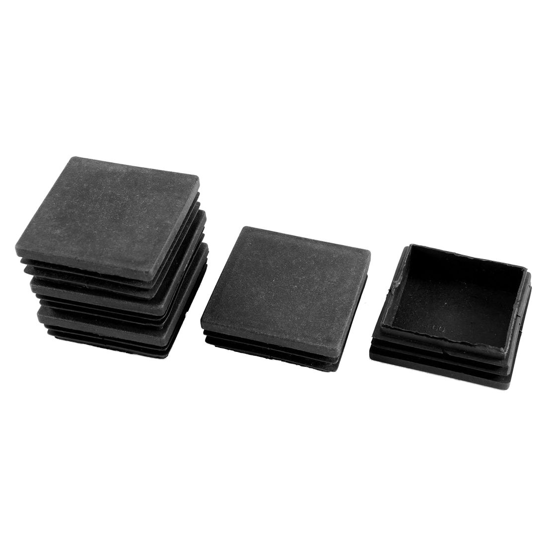 Promotion! Square Plastic Plug Cover Protective Caps For Cables 60 Mm X 60 Mm 5 Pieces