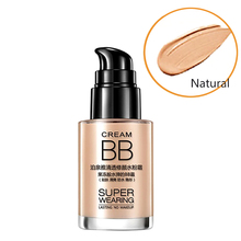 Snail BB Cream Whitening Anti-Wrinkle Sun protection Concealer Makeup Liquid