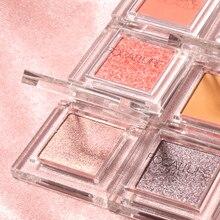 Focallure Glitter Eyeshadow Shimmer powder shade for Eyes Makeup easy to blend cosmetics all kind of skin single eyeshadow