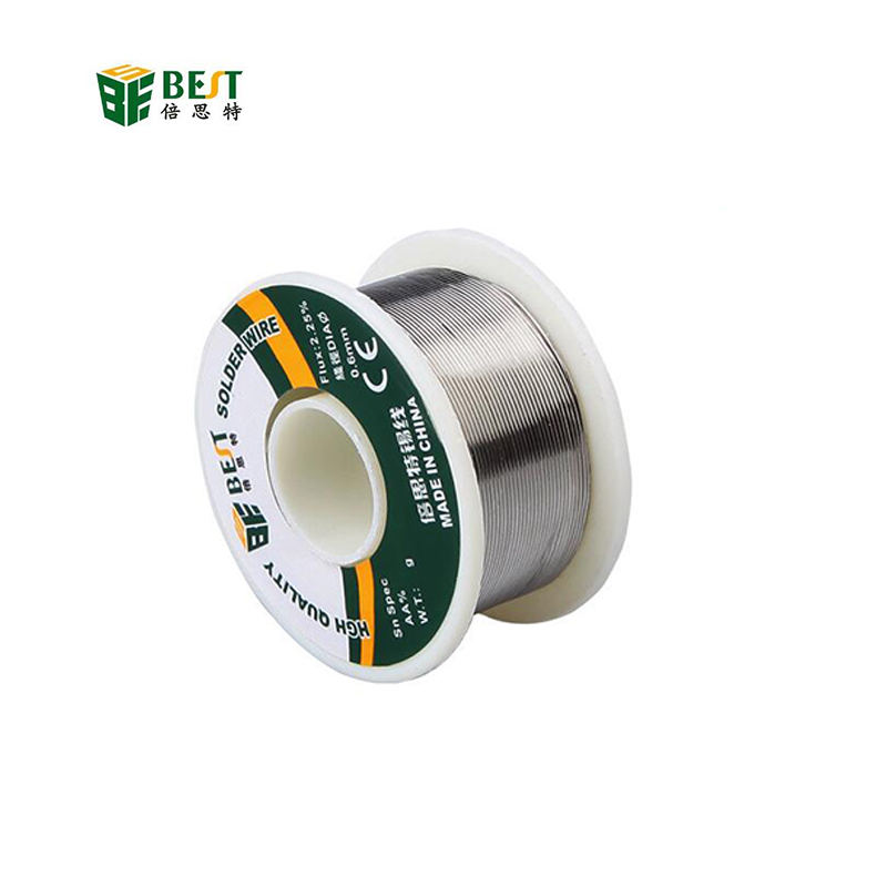 12 Feet 0.8mm LEAD FREE Silver Solder Rosin Core 2/% Melting