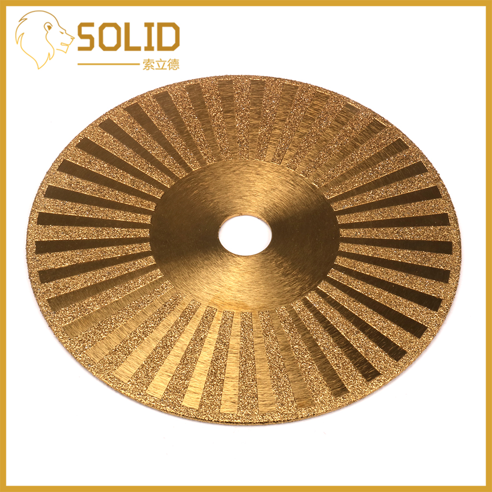 180mm Diamond Cutting Grinding Disc Diamond Saw Blade Wheel Abrasive for Granite Marble 40# 1/8 Thickness