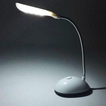 מנורת קריאה על סוללות