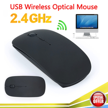 Slim Mouse Bluetooth 3.0 Wireless Mouse for Windows 7/XP/Vista For Android 3.1 + Tablets C