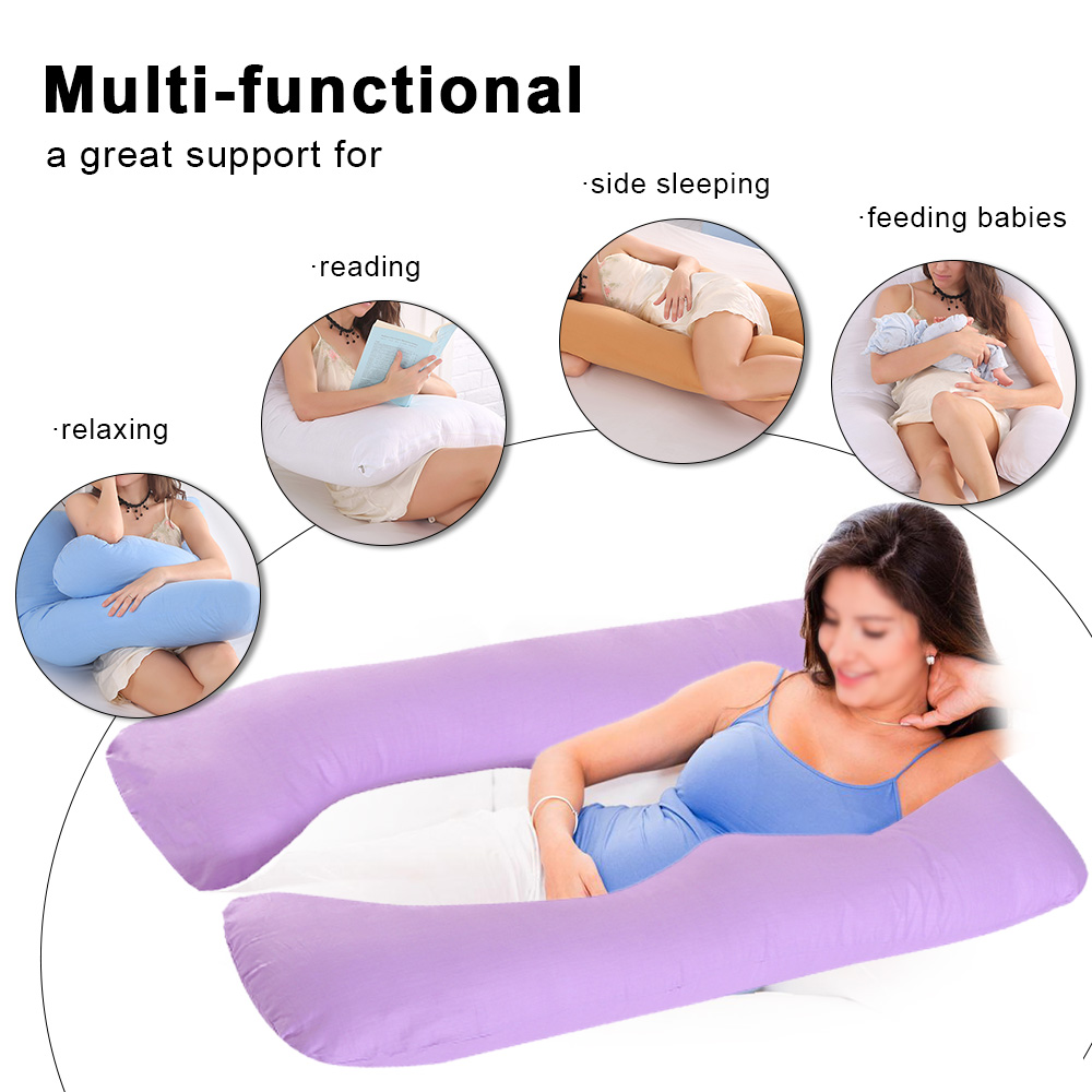 Pregnancy Pillow Bedding Full Body Pillow For Pregnant