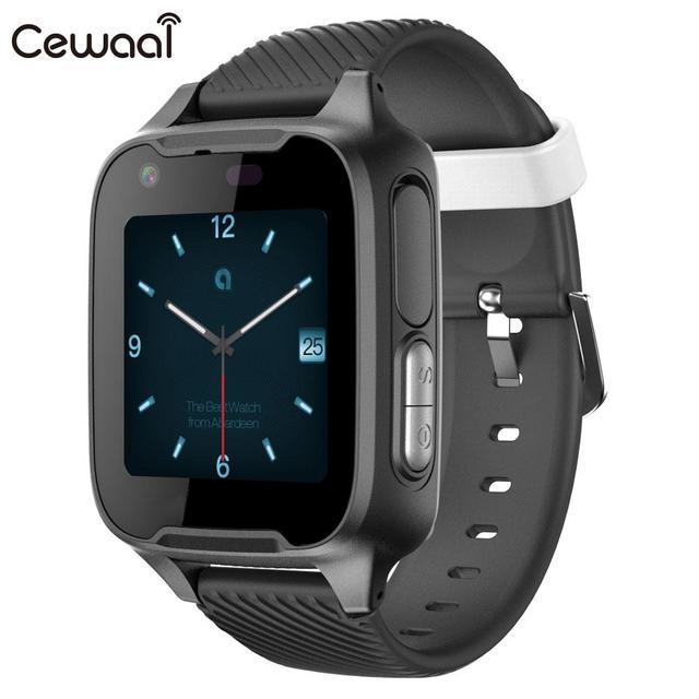 e445ac18b83 Cewaal Abardeen V328 Smart Watch Video Calling 4G SOS Children Smart Watch  Premium Wifi Kids Smart Watch Touch Screen-in Smart Watches from Consumer  ...