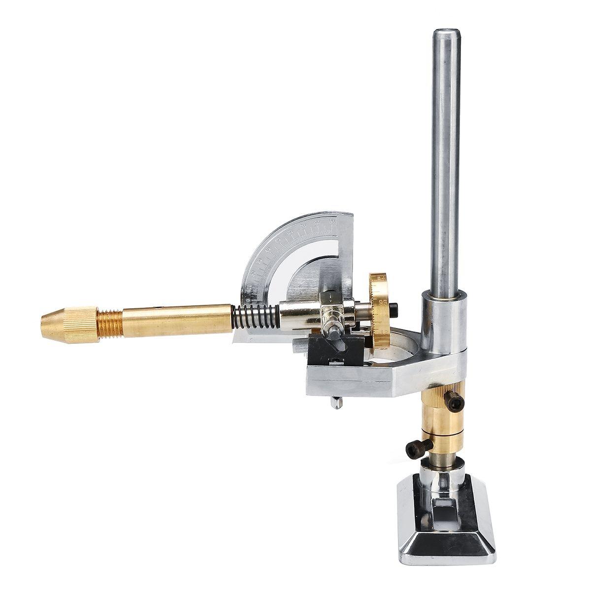 12 24 36 48 60 72 84 96 Jade Grinding Polished Faceted Manipulator Gem Faceting Machine Jewel Angle Polisher Fork Wheels Handle