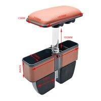 Suporte para braço do carro  capa universal para organizador de bolso  descanso para braço  carro  van bus